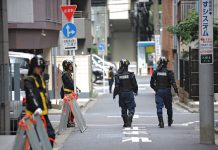 полиция Японии