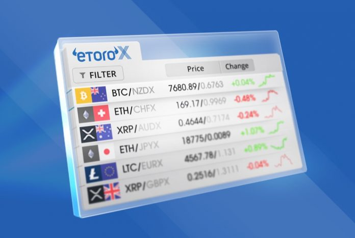 eToroX